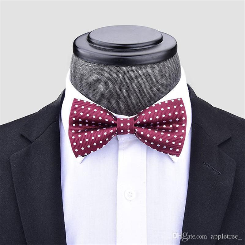 Papillon Tie Mens Dog Breed Neck Tie
