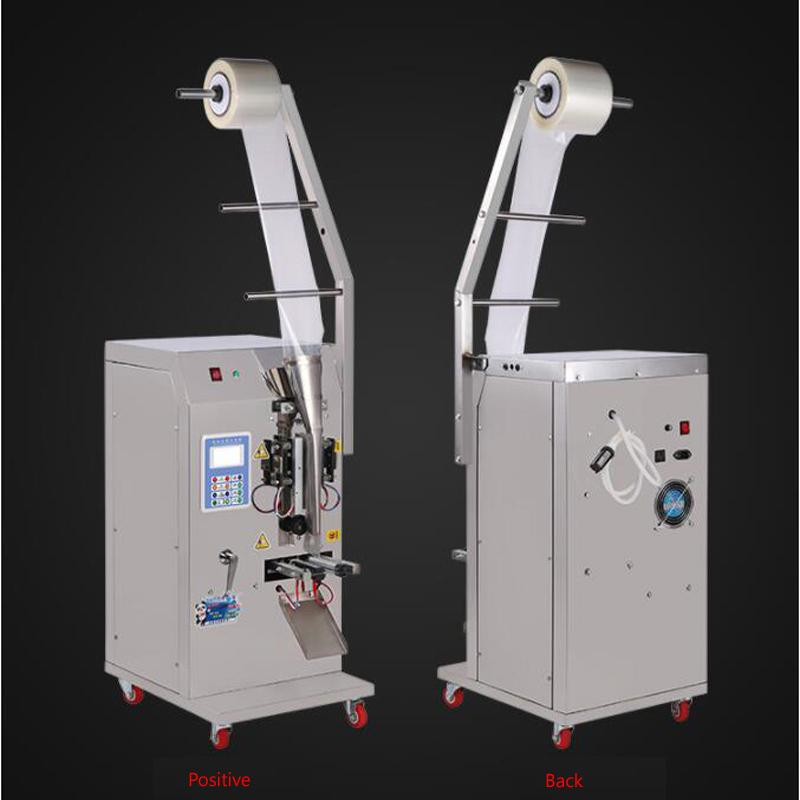 Automatic liquid packaging machine for vinegar soy sauce pure water wine olive oil self-priming liquid packaging machine