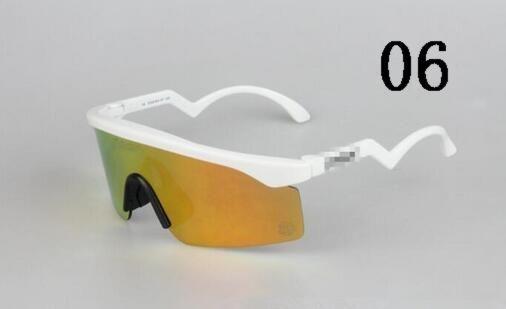 OO9140 الرجال النساء نظارات شمسية موضة 9140 نمط نظارات نظارات الحلاقة شفرات نظارات شحن مجاني الدراجات نظارات