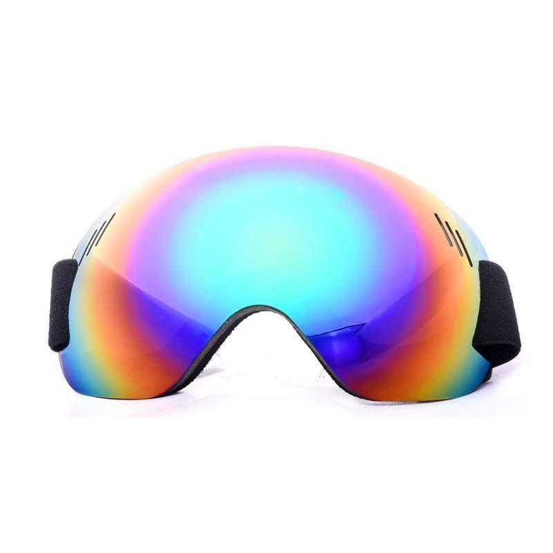 Robesbon UV400 Skiing Eyewear Ski Siob Looks For Women Anti-fog Ski Mountaineering Guiss Ski Sphere Skiing Eyewear