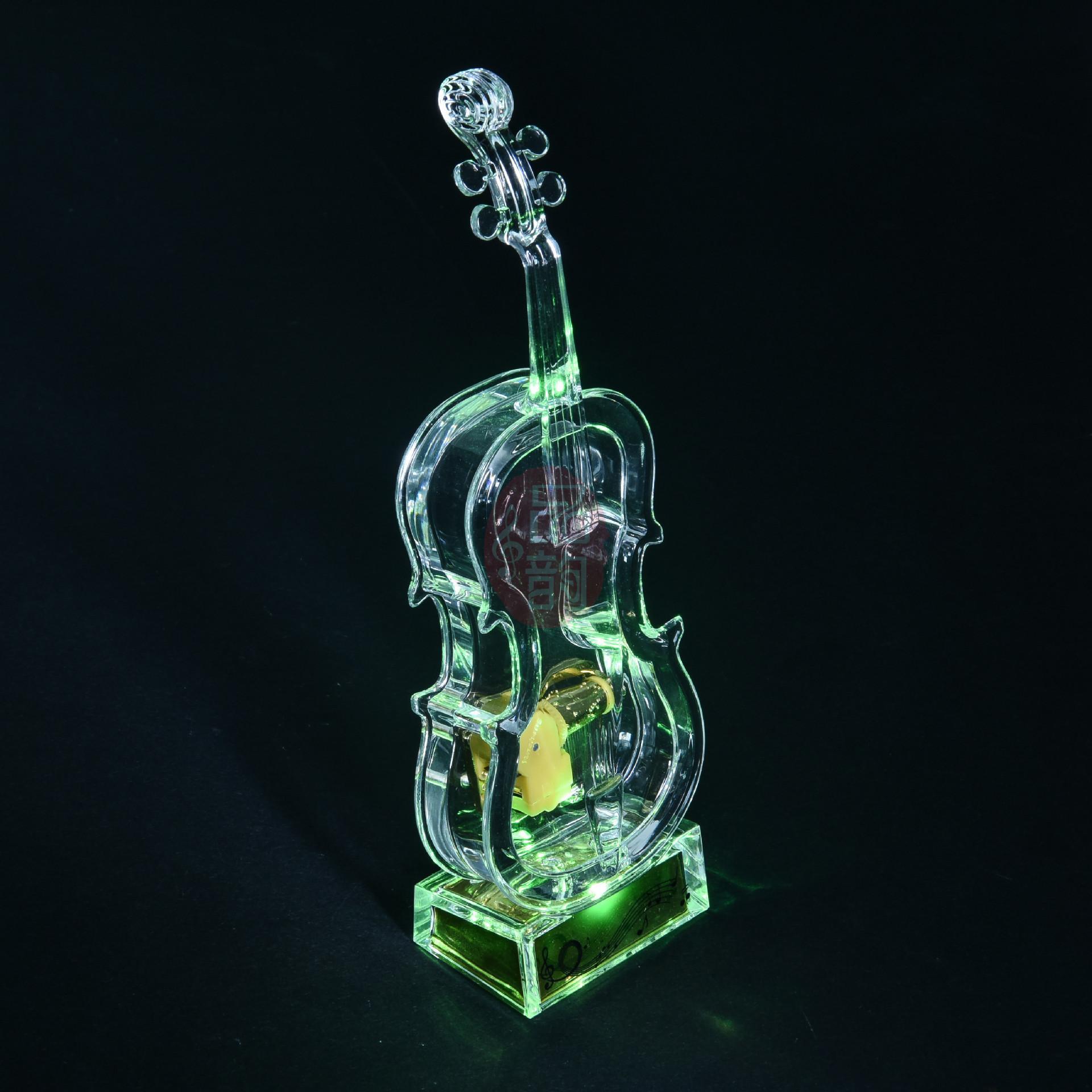 Lamba İkinci Gram Kuvvet Çello Müzik Kutusu Müzik Kutusu Özgünlük Hediye adlı getir