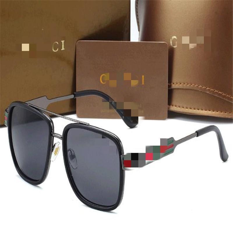 Nueva Arrial gafas de sol de las mujeres de los hombres Marco redondo tablón de metal lente de cristal bisagra retro de las gafas de sol de los vidrios