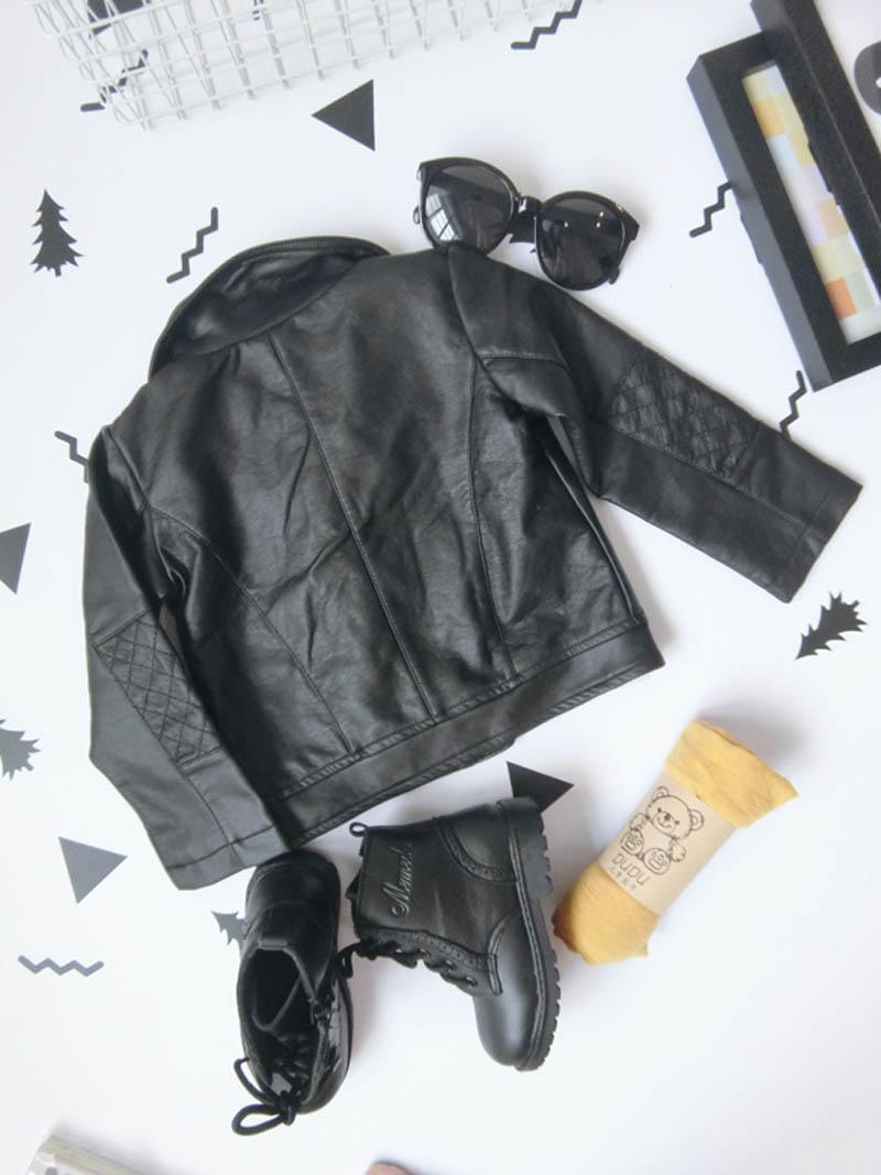 c01c8922b1 ... vestiti del ragazzo del bambino Ragazzi giacca Bambini Giacche in pelle  bambini vestiti firmati ragazzi abbigliamento ...