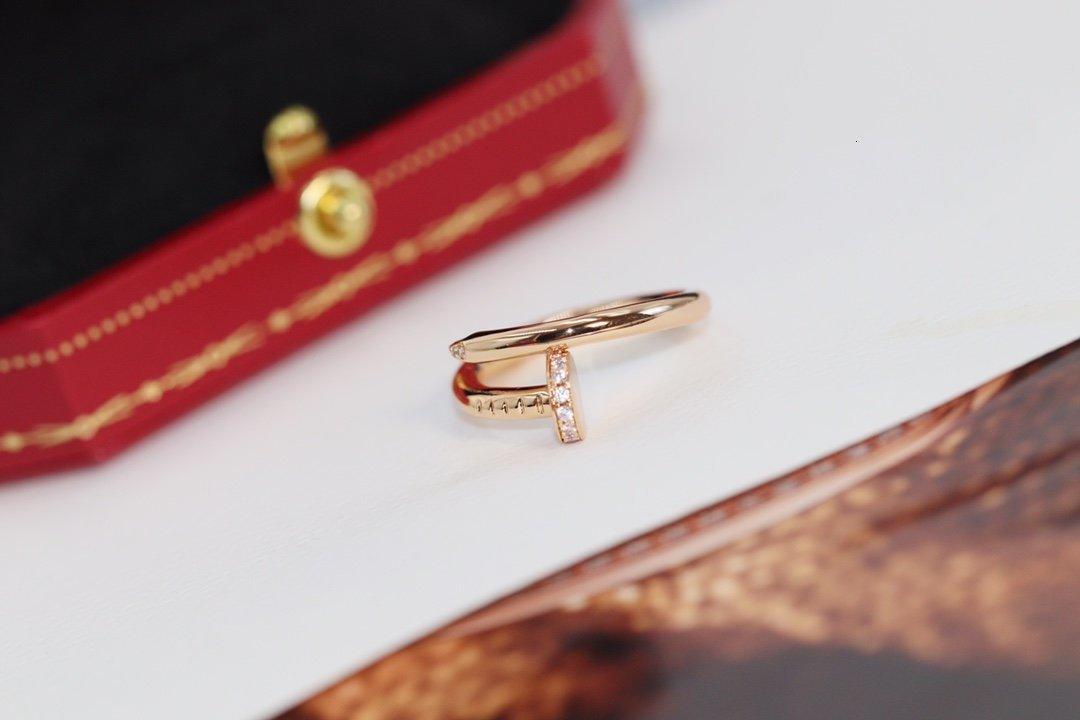 2020 haute qualité dames de mode anneau Partie Cadeau Anneau meilleur glamour bijoux magnifique élégant Simple style FS7IF5OB