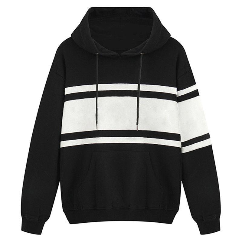 19FW Famous stylist Hoodie Sweatshirts Fashion Print High Quality Men Women Hoodies Couples Hoodies Long Sleeve Black Size M-2XL