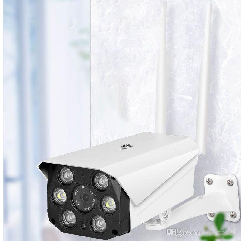 1080P كاميرا IP كاميرا Wi-FI 3G 4G بطاقة SIM كاميرا IP Wifi HD رصاصة كاميرا الأمن في الهواء الطلق لاسلكي IR 50M التركيز عدسة CCTV كام