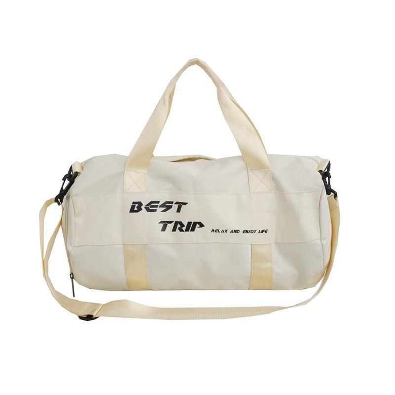 Фитнесс мешка людей мокрой и сухой сепарации спортивная сумка женская ручной большой емкости короткое расстояние перемещения багажа