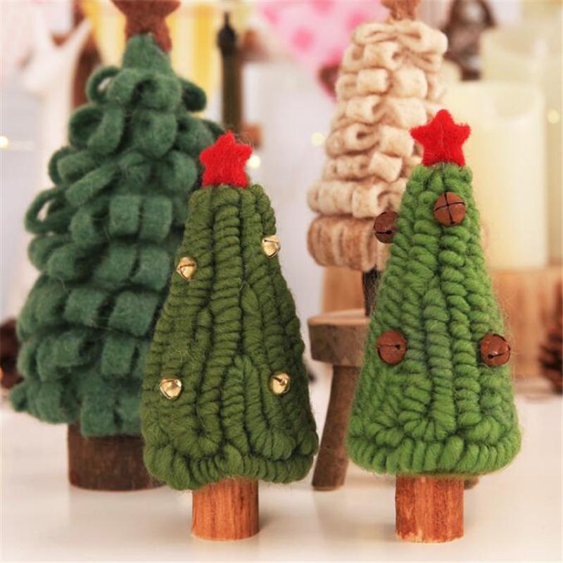 Yılbaşı Ağacı Dekorasyon El Yapımı Takı Campanula Aksesuarlar için Süsler Asma 100Pcs / Lot Bakır Açılış Noel Bells