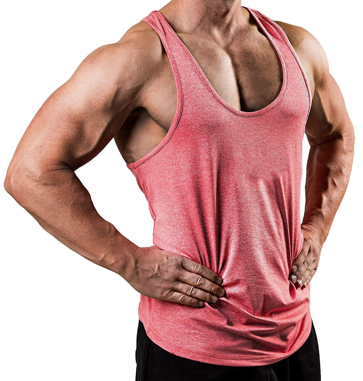 Nueva aptitud para hombre Ropa en blanco sin mangas gimnasios stringer los hombres camiseta de culturismo Sportwear chaleco de la manera undershirt