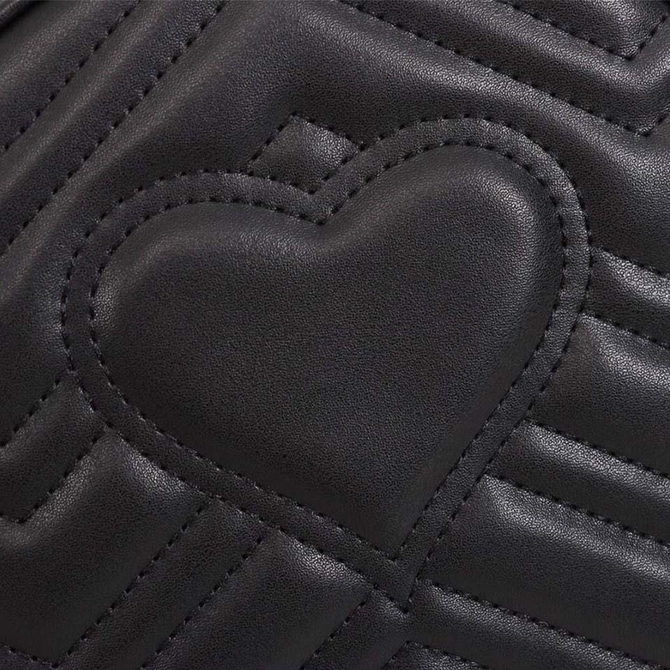 Marmont nova bolsa e estilo europeu moda redonda ombro 18 * 18 * 5 cm mais novo saco de couro genuíno mini sacos americanos tamanho mulheres modelo xeeeo