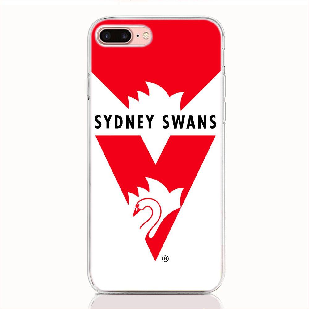 For Samsung Galaxy 2017 J7 J730 J5 J530 J3 J330 A7 A720 A5 A520 A3 A320 J7 Plus J7310 Print pattern AFL teams Logo High quality phone cases