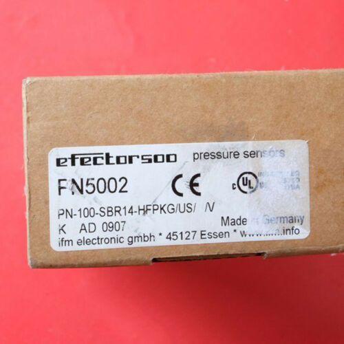 1 PCS Neu für IFM-Drucksensor PN5002 freies Verschiffen # QW