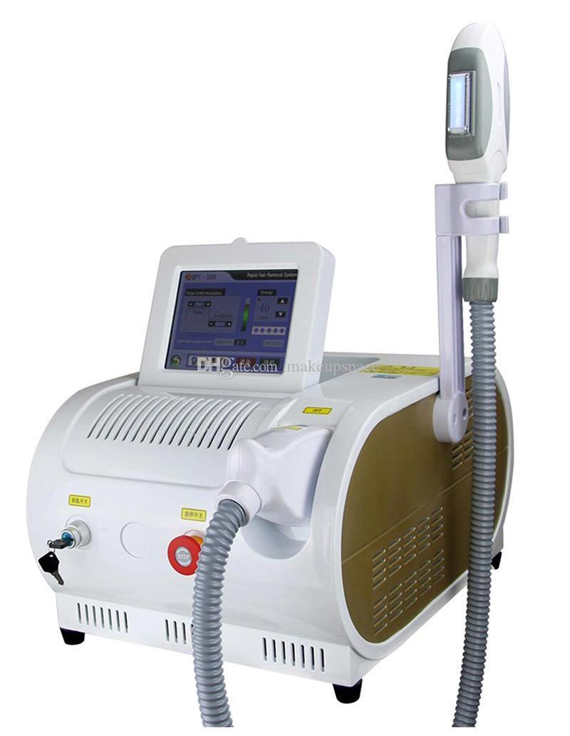 Удаление портала IPL Лазерная эпиляция машины OPT SHR IPL лазерное оборудование салона по уходу за кожей IPL машина РФ