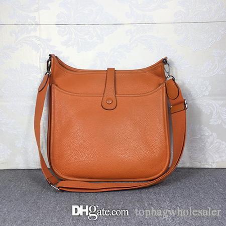 women famous brands crossbody bag Real leather h bag fashion luxury designer messenger bags female purse shoulder bag