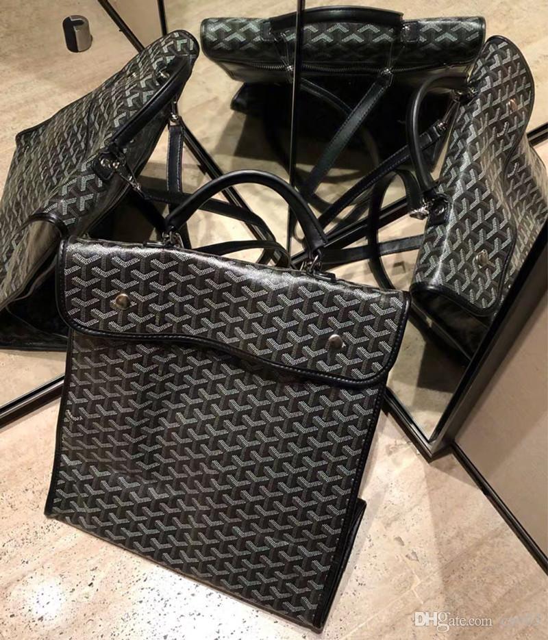 2019 بو الجلود حقيبة الظهر كلاسيكي الظهر للماء Bookbags السامية مدرسة الجودة للجنسين حقيبة حقيبة سفر حقائب تحمل على الظهر