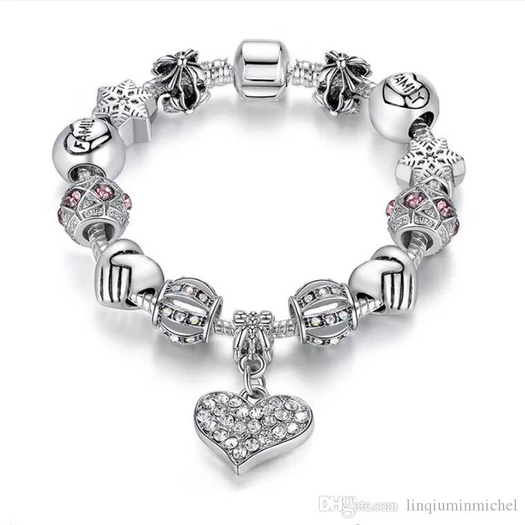 bracelet pandora charms femme
