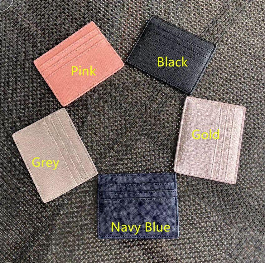 MEJOR calidad Cross style Glitter diseñador de lujo clásico famoso hombres mujeres titular de la tarjeta de crédito de cuero mini billetera Fábrica DHL envío gratis