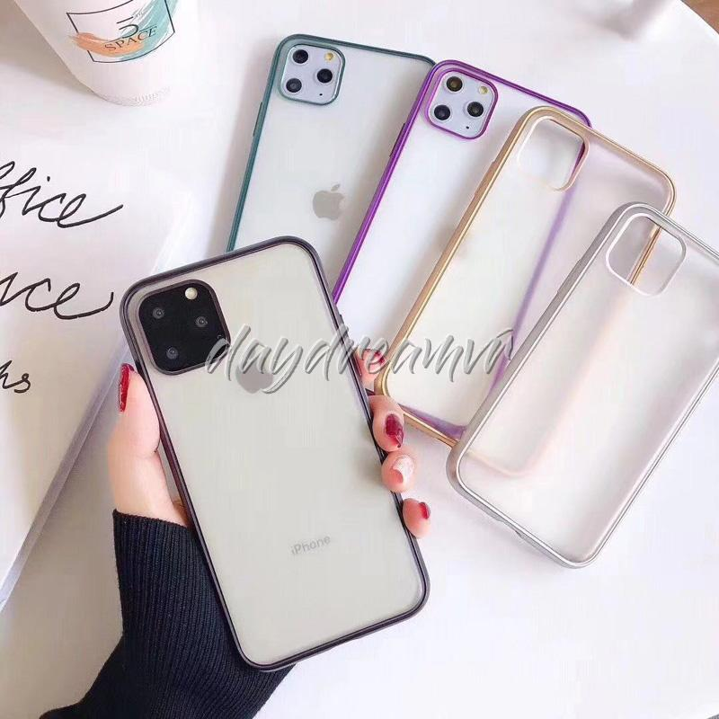 Soft TPU phone cases for iphone 11 pro max matte style anti-slip Scratch resistant cellphone case cover ultra-thin phones protector DHL ship