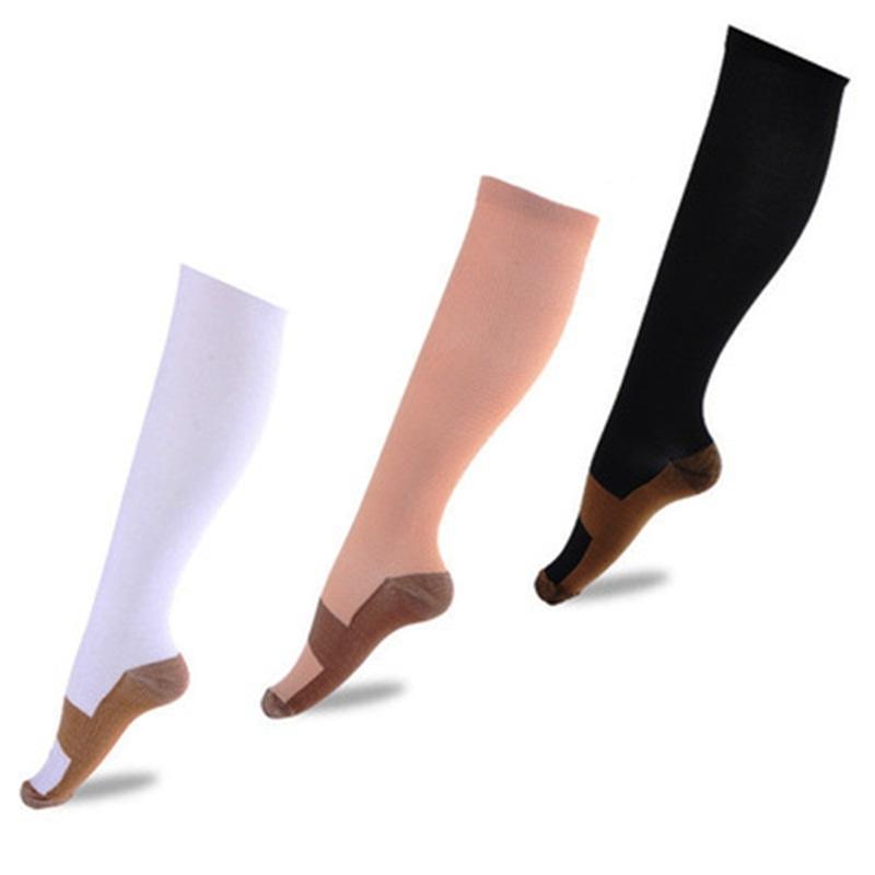 الجملة الضغط نايلون الرياضة الجوارب ضاغط طويلة جوارب للنساء الخريف و المنزل في الهواء الطلق مفيد 2 9ys H1