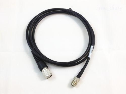 Nouveau câble d'extension d'antenne GEV142 GPS de 1,6 m pour antenne Leica GPS mâle / femelle