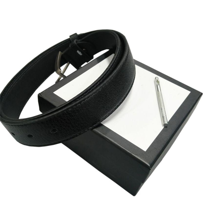 Belts Womens Belt Mens Belts Leather Black Belts Women Snake Big Gold Buckle Men Classic Casual Pearl Belt Ceinture White Box 73 452
