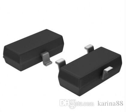 MOSFET de canal P de 100pcs / lot SMD SOT-23 AO3415 20V