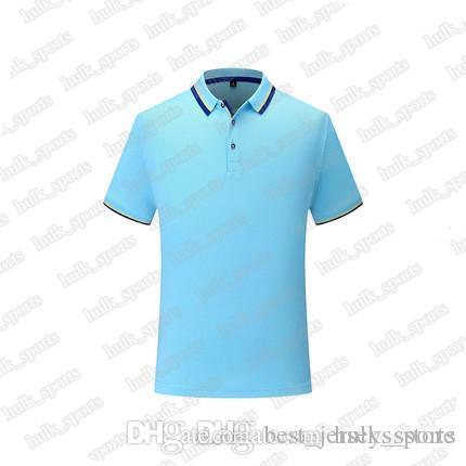 2656 Sports polo de ventilação de secagem rápida Hot vendas Top homens de qualidade manga-shirt 201d T9 Curto confortável nova jersey60112110 estilo