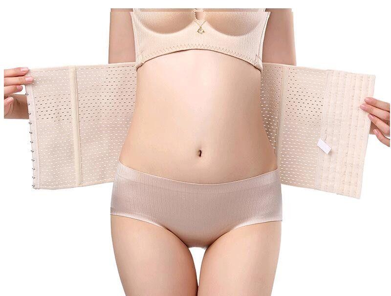Women High Waist Pants Slimming Tummy Control Knickers Pants Pantie Briefs Shapewear Magic Body Shaper Lady Corset Underwear#OU974