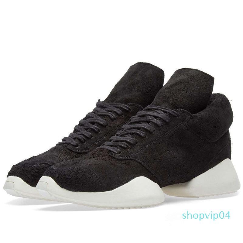 Unisex alta qualidade artesanal de retalhos macho ou fêmea instrutor respirável Plano sapatilha de couro genuíno sapatos casuais 13 # 25 / 20D50