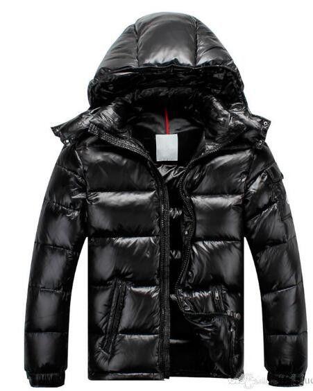 2019 Designer Jackets Winter Jacket Mens White Duck Down Jacket With Hoodies Black Blue Doudoune Homme Hiver Marque Outwear Parka coat m13