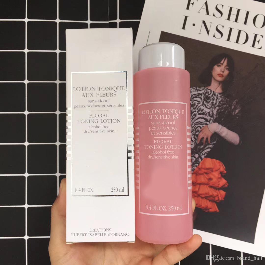 유명한 브랜드 로션 Tonique Aux Fleurs 250ml 스킨 케어 핑크 에센스