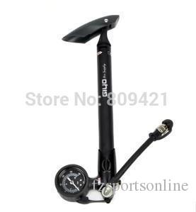 179mm 300 Psi Bicycle Compact Suspension Pump Air Fork Shock Rear Mountain Bike