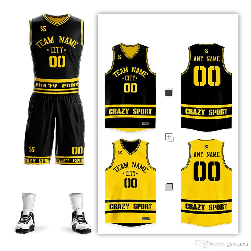 Custom DIY College Basketball Jerseys