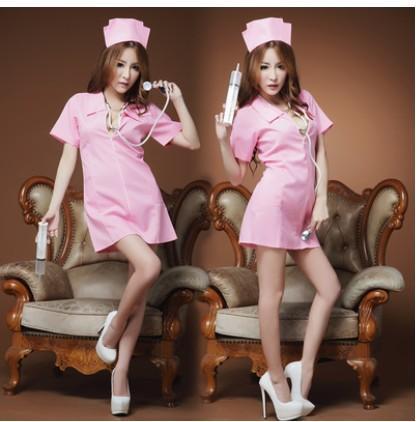 섹시한 란제리 섹시한 작은 천사 우편 업 간호사 의상 코스프레 유니폼 유혹 섹스 정장 도매