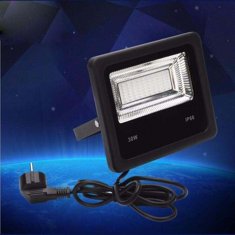 8pcs / lot 30W 60W LED UV nero del proiettore della luce ultra-Viole IP66 impermeabile Ktv Bar Haunted House fluorescenza UV Effetto della lampada