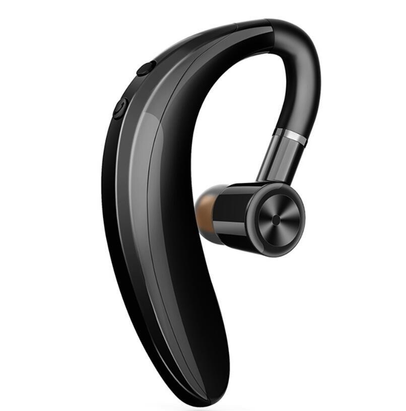 S109 비즈니스 블루투스 이어폰 귀 훅 헤드폰 iPhone 11 S20 AMZ 헤드셋 Long Standby에 대 한 무선 이어 버드 소매 패키지