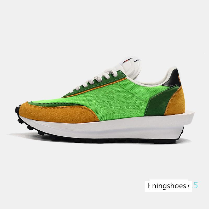 2020 NEW Casual Sacai LDV Waffle Daybreak Trainers Mens Sneakers For Women Tripe S Sports Running Shoes AL08