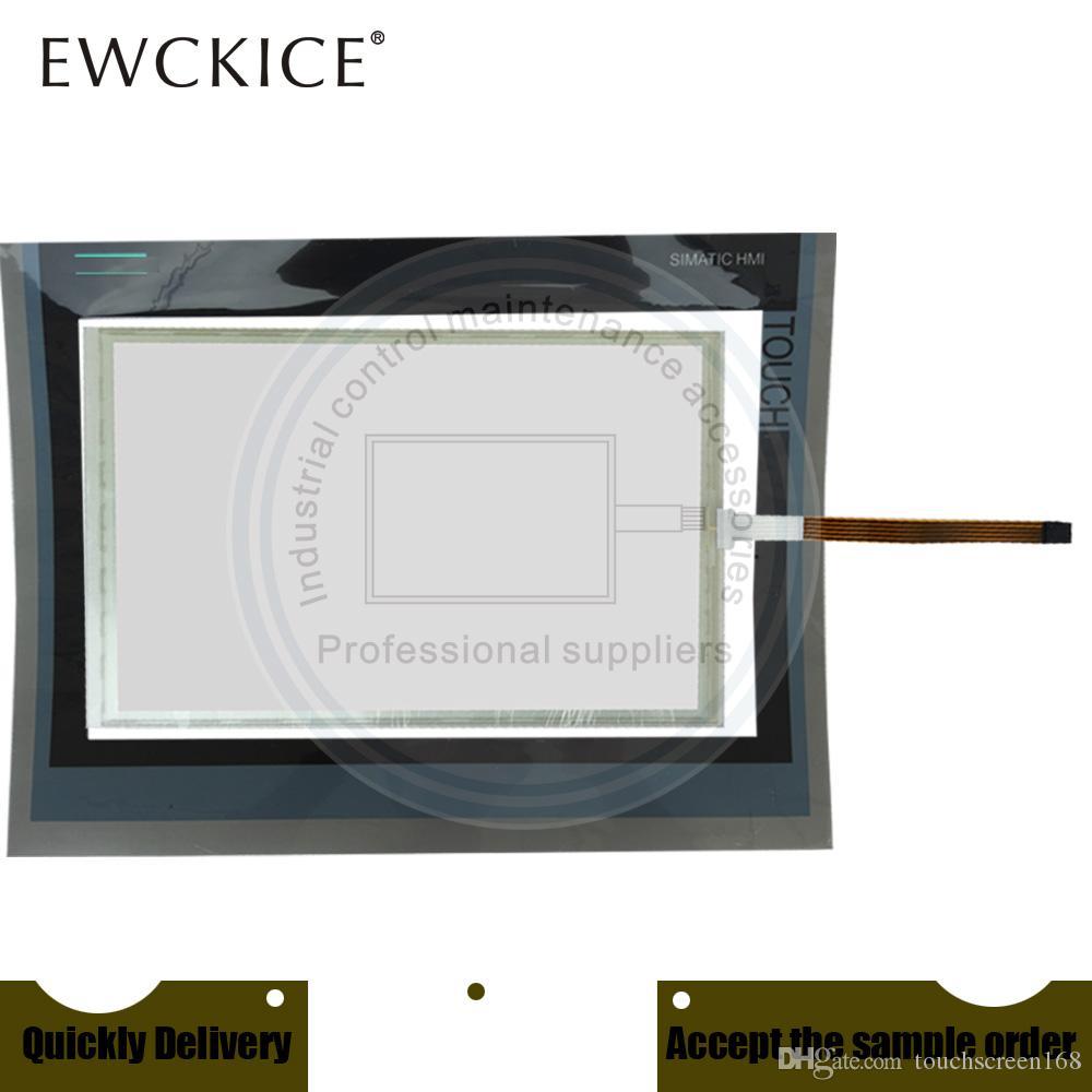 Orijinal YENİ TP1500 Konfor 6AV2124-0QC02-0AX1 6AV2 124-0QC02-0AX1 PLC HMI Sanayi TouchScreen VE Ön etiket Filmi