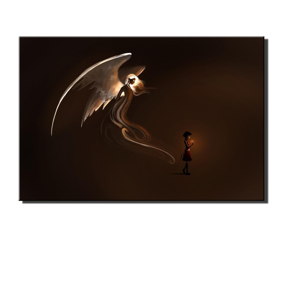 Anioly Inspiracje, HD Impresión de lienzos Nueva decoración del hogar Arte Pintura / (Sin marco / Enmarcado)