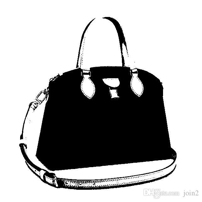 M44543 M44546 RIVOLI PM MM diseñador de moda para mujer Top manija de visita cruzada Trabajo Body Bag bolso del totalizador de lujo Candado codo Firma monedero