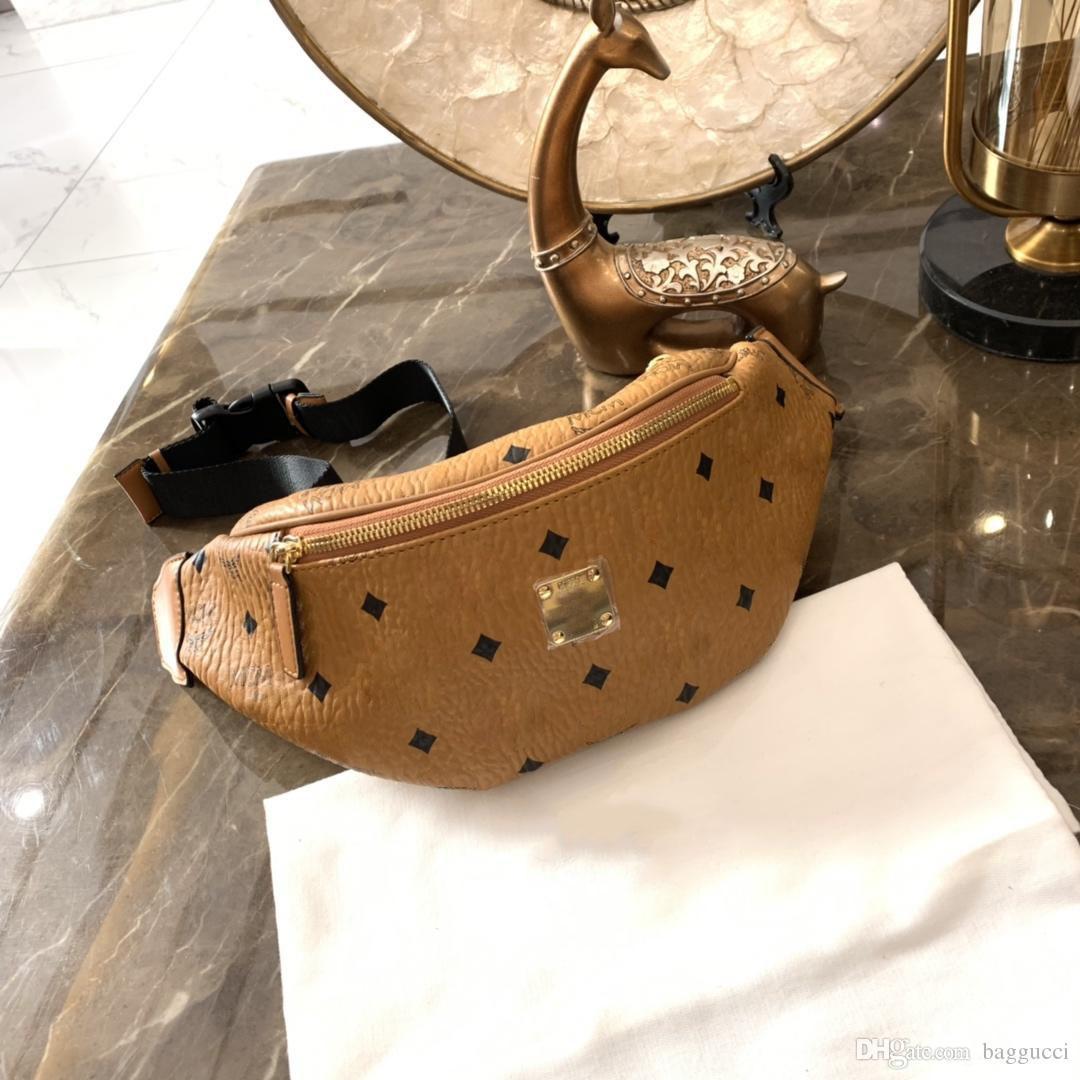 Marca Designer Bloco de Fanny Luxo Bumbag Mulheres Homens Marca Designer Peito qualidade Sacos superior Designer Carta printting cintura Bags # fd532