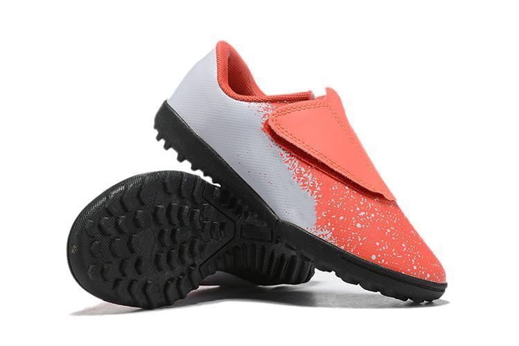 New Mercural 12 chaussures de football CR7 enfants C. cr Ronaldo Low Top chuteiras de Futebol tf football Enfants Garçons Filles Bottes crampons avec la boîte