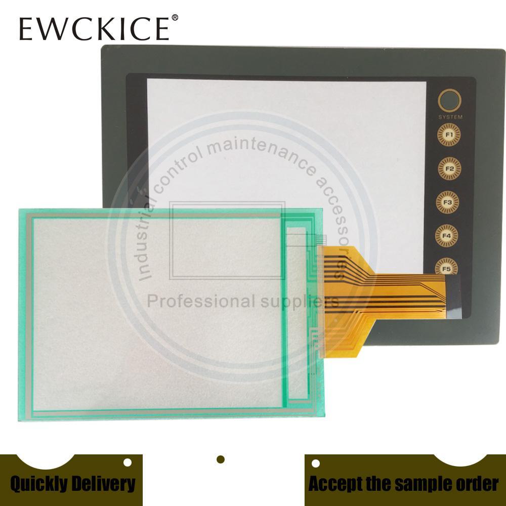 Original NEW UG221H UG221H-LE4 UG221H-TC4 UG221H-SC4 UG221H-LC4 UG221H-LR4 UG221H-SR4 PLC HMI Industrie-TouchScreen und Frontetikett Film
