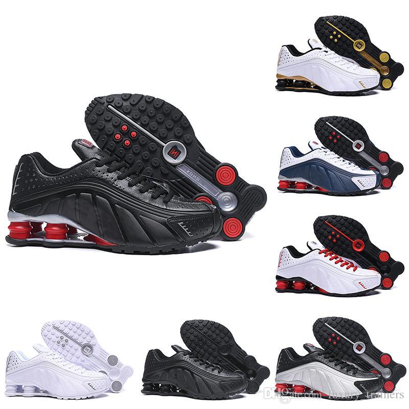 nike shox 301 Nefes 301 s Teslim 301 Erkekler Koşu Ayakkabı Bırak Nakliye Toptan Ünlü TESLIF OZ NZ Erkek Atletik eğitmen Sneakers Spor