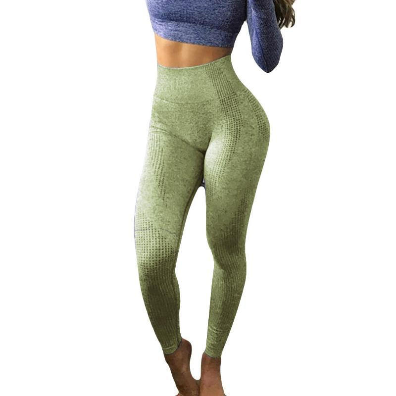 Empurre Yoga Pants Up Women Sexy Pants Gym Leggings cintura alta Sports Workout Correndo Legging aptidão Leggings Mujer Yoga # 15