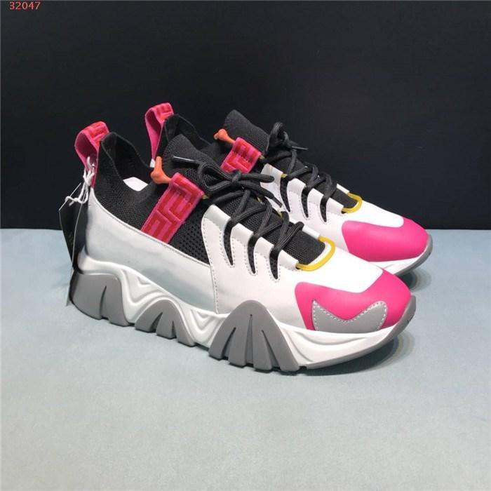 Kemeri ile Cloudbust Sneakers Erkek Boots, Kauçuk Yama Klasik Siyah Bule Turuncu 4 renk boyutu 38-46 büyük boyutlu Sneaker son