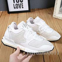 2020 new hot high quality men and women casual shoes fashion yellow black red white casual shoes o059