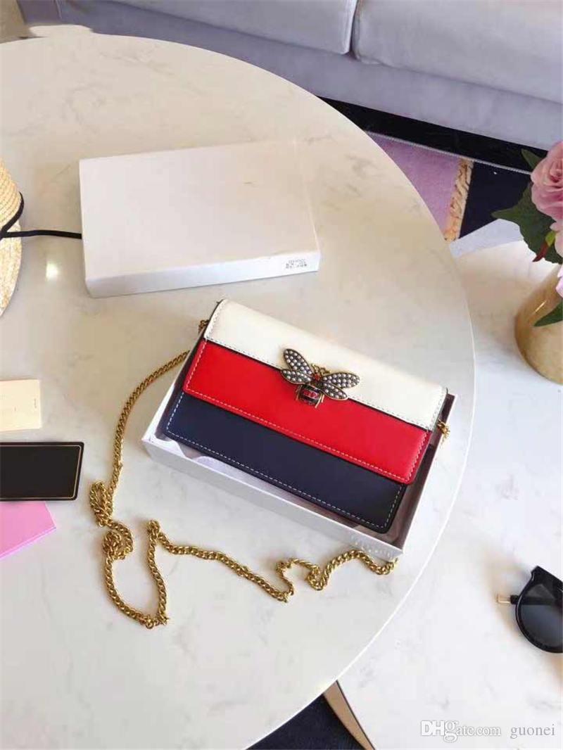 Designer-mulheres designer bolsas G luxo tote embreagem crossbody sacos de ombro cadeia saco 2019 estilo clássico senhoras bolsas boa couro pu