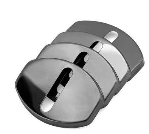 سيارة التصميم السيارات قفل الباب قفل حالة ل vw فولكس واجن r جولف 5 6 7 جي تيغوان بولو باسات b5 b6 b7 b8 اكسسوارات السيارات التصميم