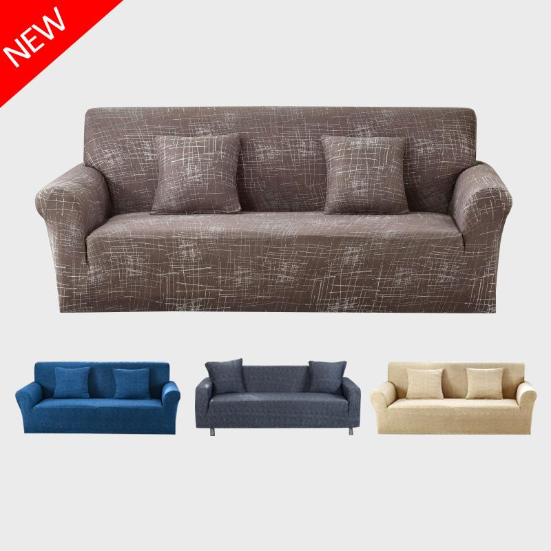 Modern Sofa Cover All Inclusive Slip Resistant Cheap Sofa Towel Elastic  Corner Sectional Covers Spandex Slipcover Chair And Ottoman Slipcovers  Dining ...
